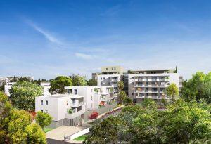 Résidence neuve Montpellier
