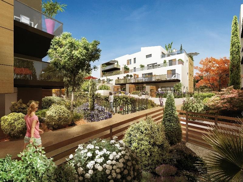 Programme immobilier Saint Jean de Védas