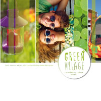 Plaquette Green Village