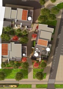 Résidence Green Village plans