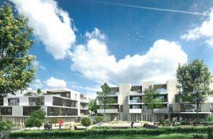 Programme immobilier Saint Aunès