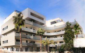 Programme immobilier Quartz Montpellier