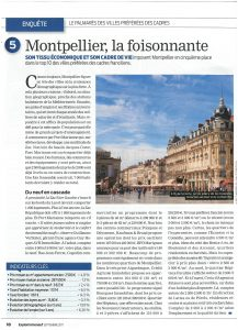 Article L'Express Montpellier