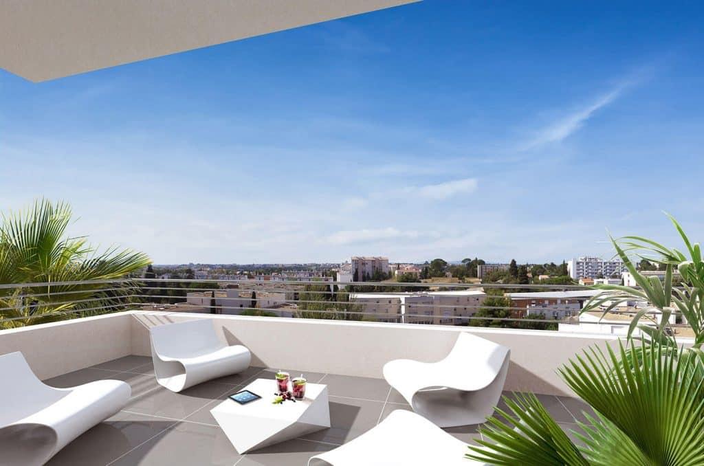 Résidence appartement T3