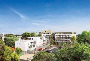 T4 neuf duplex résidence