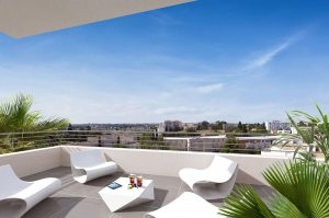 T4 neuf terrasse