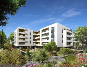 Programme immobilier Ovalie Montpellier