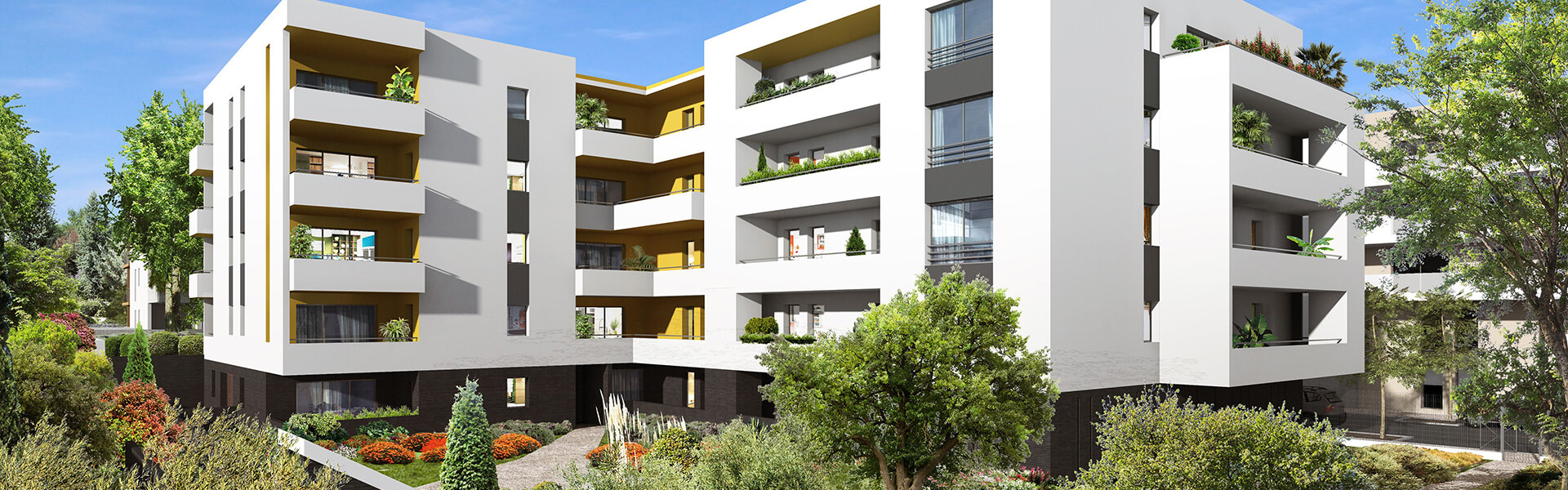 Cote Jardin, domaine belvedere, programme Bacotec