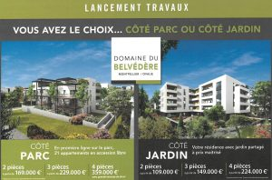 Programme immobilier Ovale Montpellier
