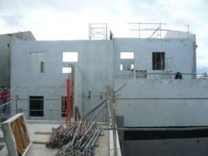 Construction de East Village sur St Jean de Vedas