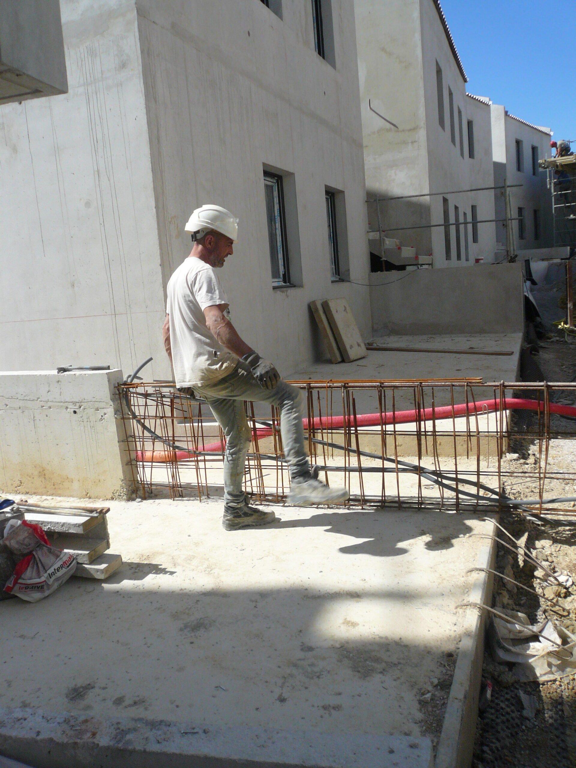 Constructeurs de la résidence East Village sur St Jean de Vedas