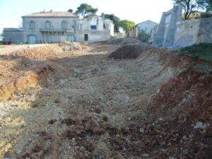 L'Echappée Belle, résidence en construction sur Juvignac près de Montpellier
